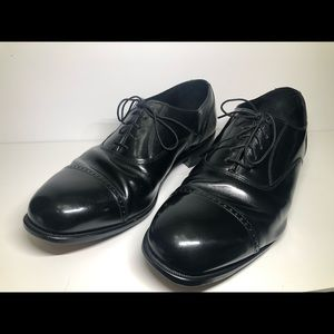 FLORSHEIM Mens 12 3E (wide) Black Oxford